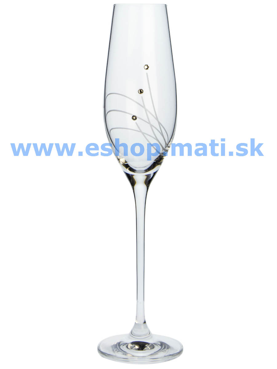 Flétňa 210ml Celebration 30538 Swarovski Crystals (2KS)