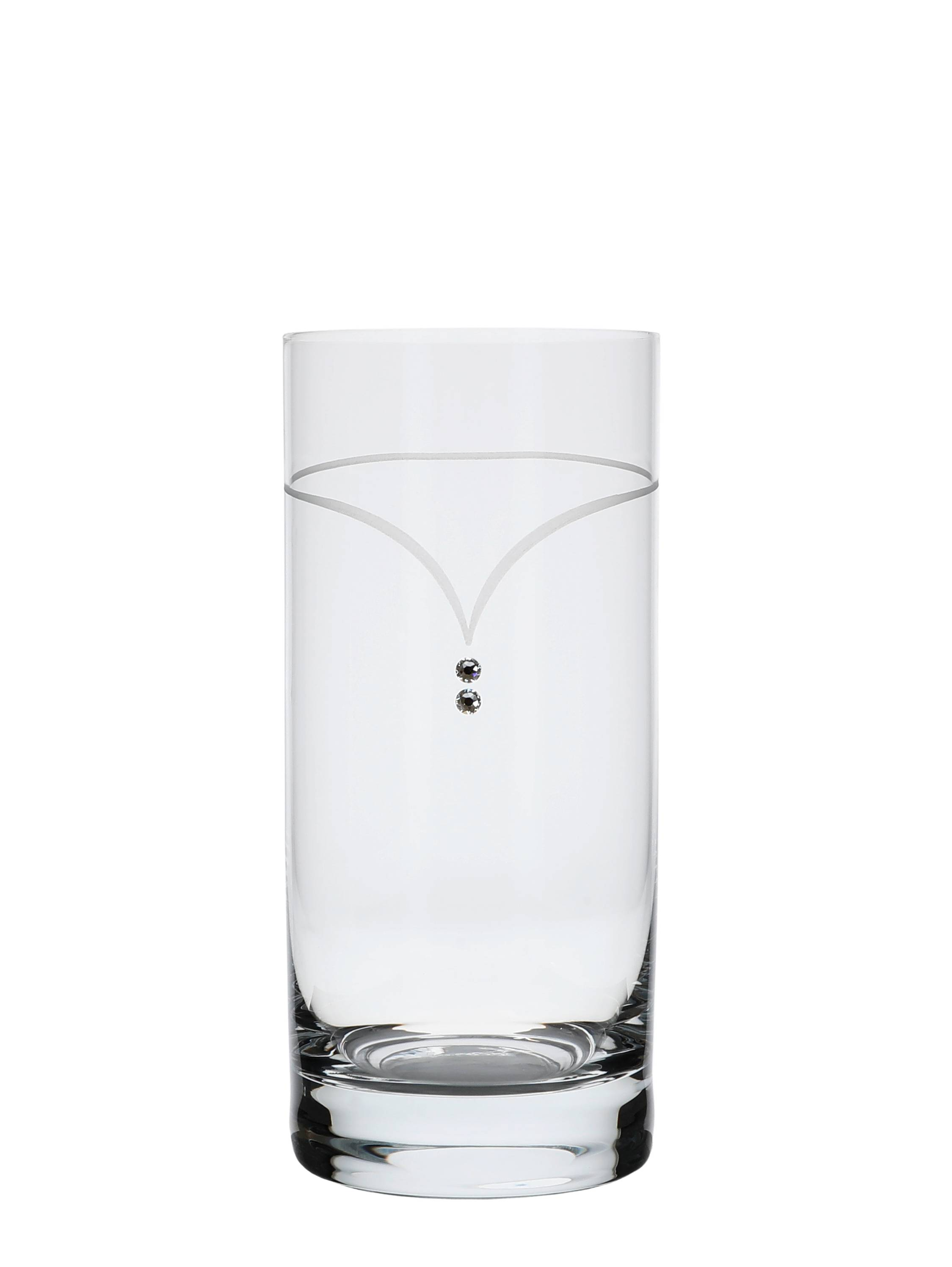 Long drink 250ml 122 Swarovski Crystals (6KS)