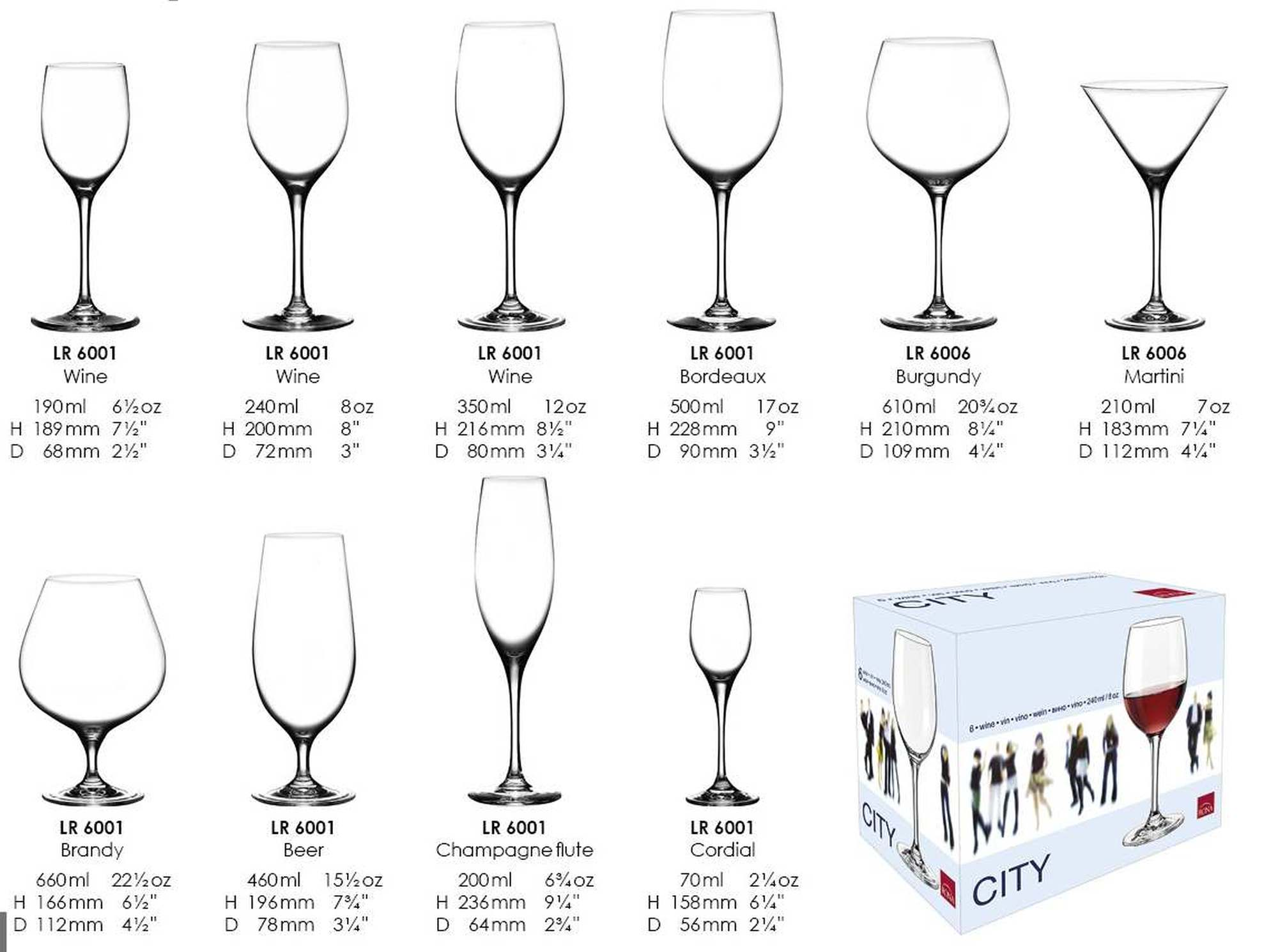 City 200ml flétňa (6KS)