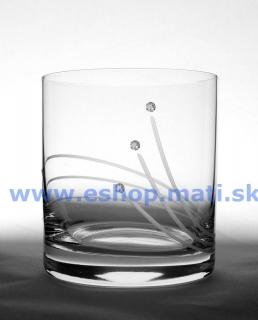 Whiskey 280 ml 30538 Swarovski Crystals (6KS)